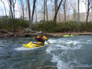 Potomac Kayaking Company Surfing GP 300x225 Whitewater Lessons